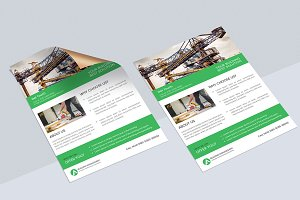 Construction Flyer