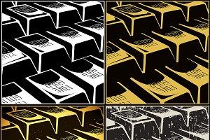 Gold bars mini Set