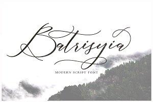 Batrisyia Script