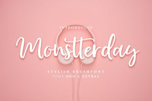 Monstterday Script