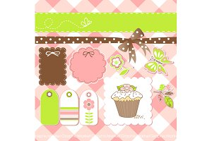 Sweet Digital Scrapbook Kit