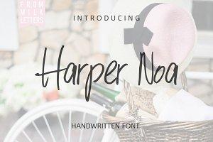 Harper Noa Font