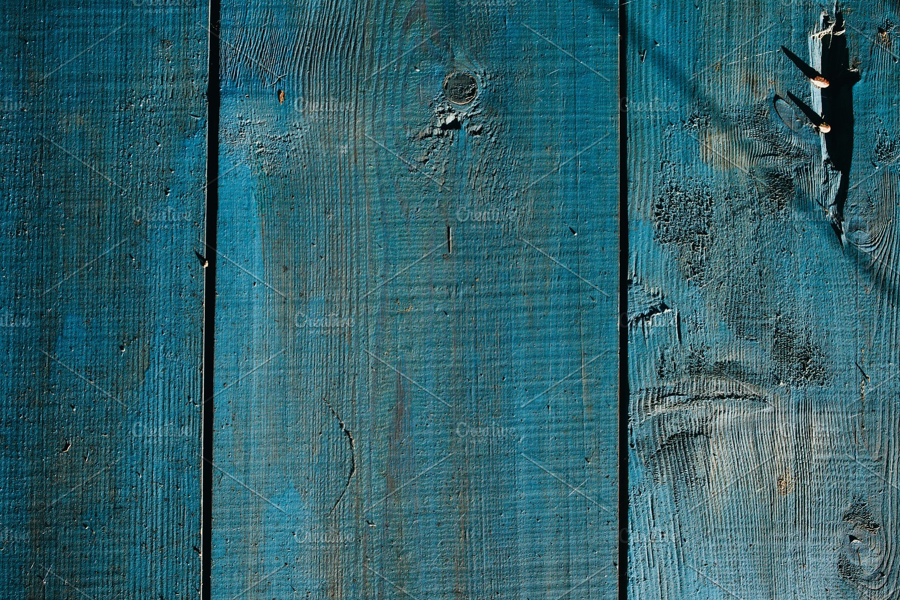 Rustic blue background old texture