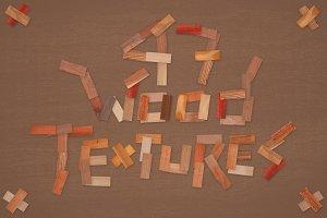 47 Wood Textures.