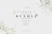 Summer's Tales BUNDLE by aura maganti in Objects