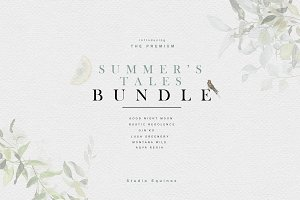 Summer's Tales BUNDLE