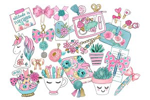 Planner clipart