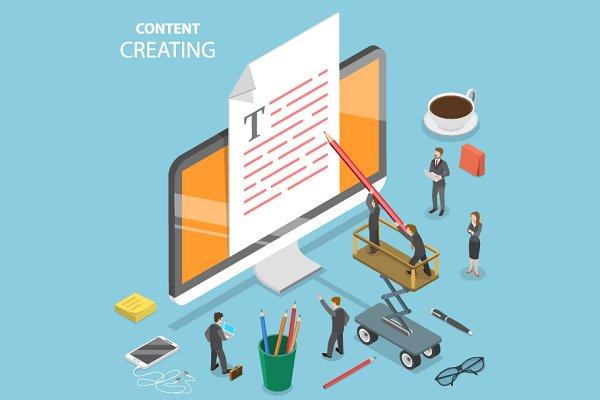 Content creating