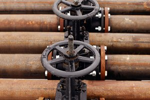 Oil and gas pipeline valves
