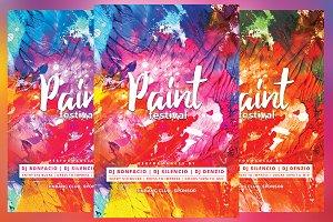 Paint Flyer