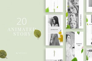 04-ANIMATED Stories Templates