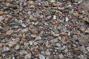 gray small stones