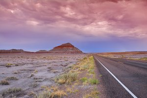 Nature Painted Desert