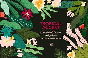 Tropical Accent