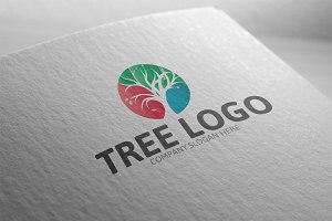 Tree Logo Discount % 25