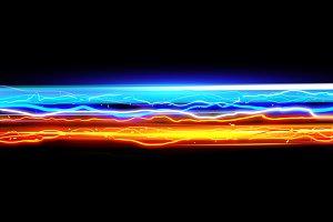 Light Streak Abstract Background