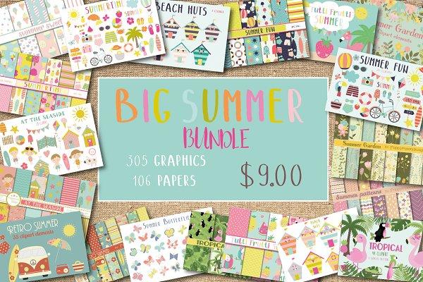 Big summer bundle
