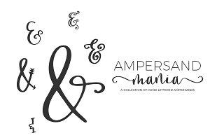 Ampersand Mania
