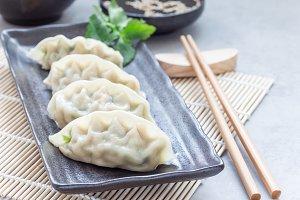 Korean dumplings Mandu