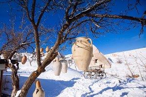 Cappadocia national park, Turkey