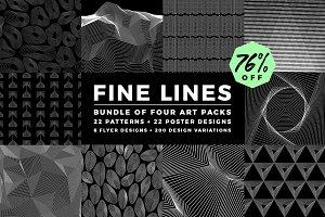 Fine Lines Bundle
