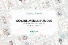 Social Media Bundle by Mert Özmutaf in Social Media