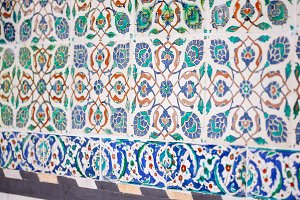 Handmade Turkish Tiles