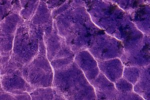 Ultra violet Pattern of ripple wave