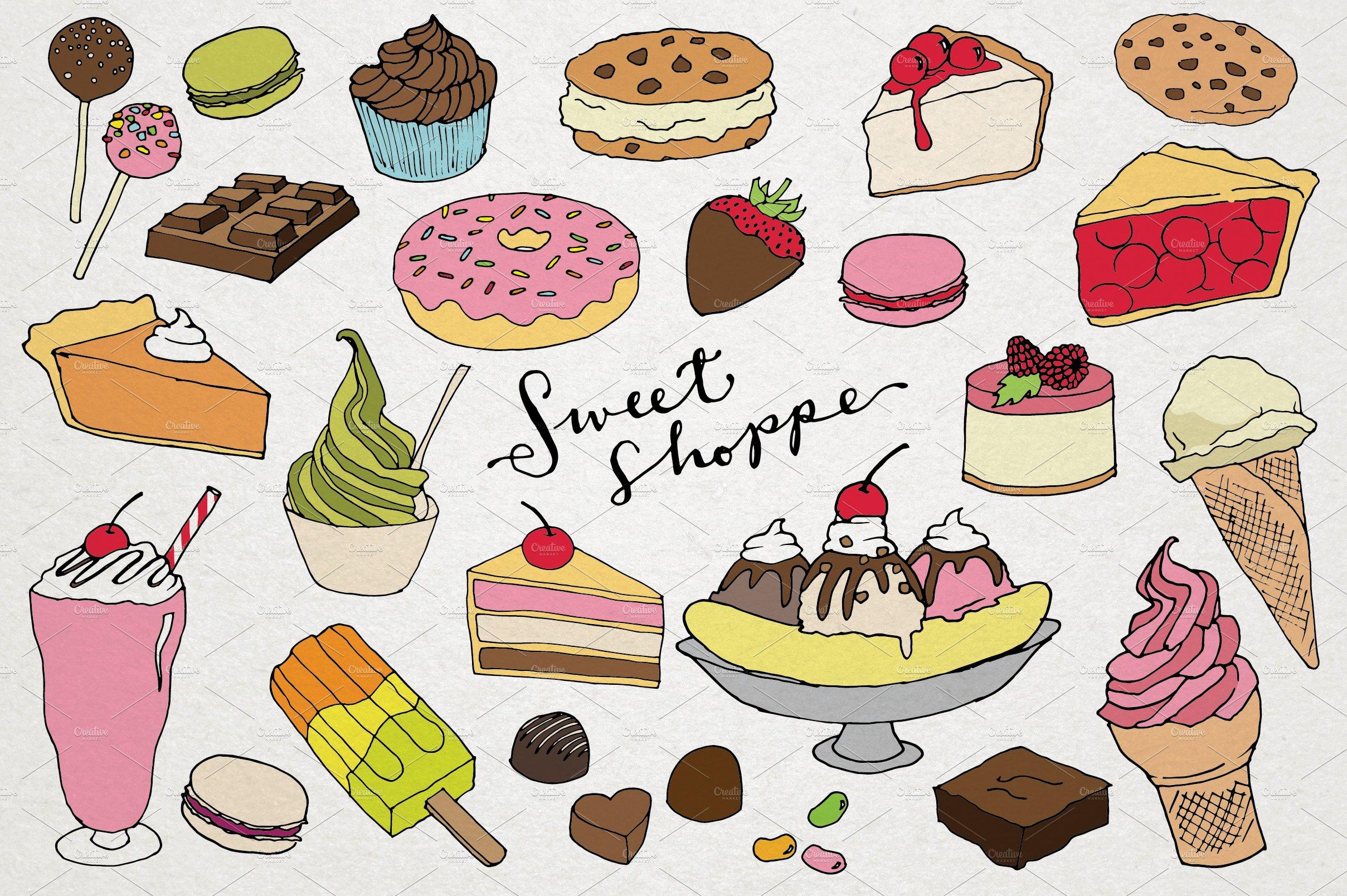 Cake Pops Word Art