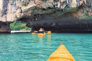 Halong Bay boat trip