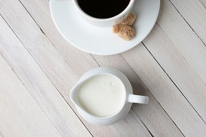 Coffee Creamer Natural Sugar