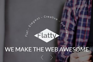 Flatty - A UIKit Theme