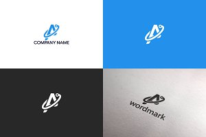 Wordmark logo design | Free UPDATE