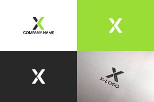 X Logo design | Free UPDATE