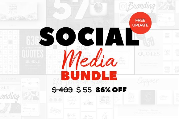 Entire Social Media + Free Updates