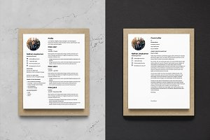 Clean and Simple Resume/CV