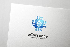 E-Currency Logo