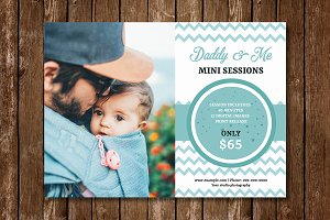 Father's Day Mini Session-V802