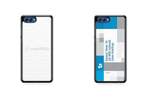 Huawei Honor View 10 2d Colored Case