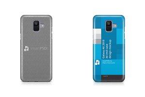 Samsung Galaxy A6 3d IMD Case