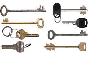 Old Key Set
