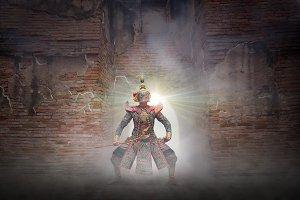 Ramayana Thos-sa-kan