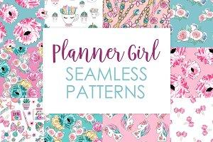 Planner Girl Seamless Planner