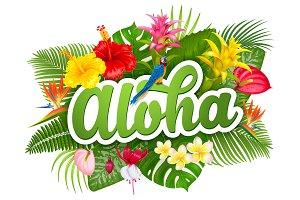 Aloha Tropic Summer