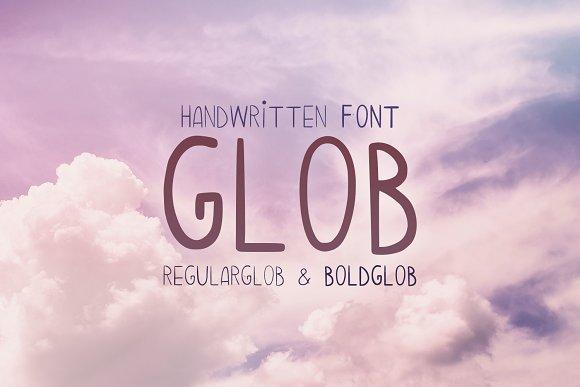 Glob Font
