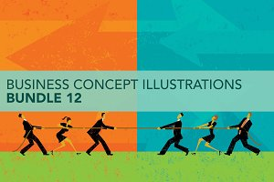 Business Concepts Bundle 12