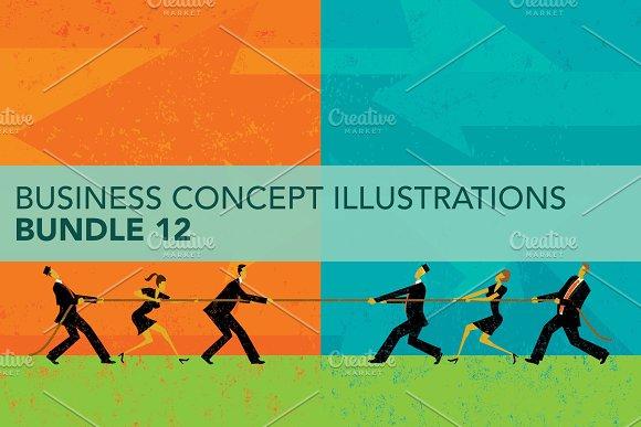 Business Concepts Bundle 12