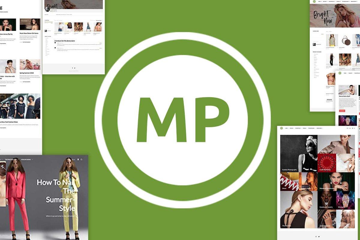 Marketplac - eCommerce WP Theme for