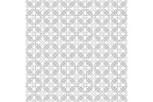 Seamless Abstract Vector Pattern With Octagons