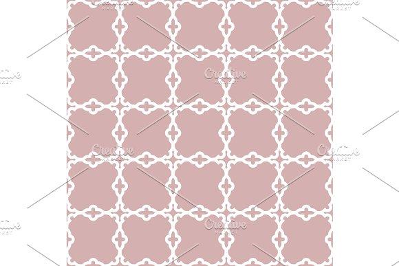 Seamless Vector Pattern in Arabian Style in Patterns